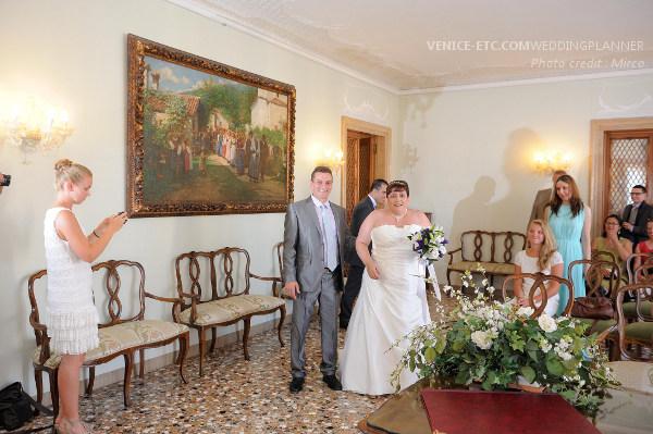 Matrimonio Venezia Pascale Ibrahim 08.2013