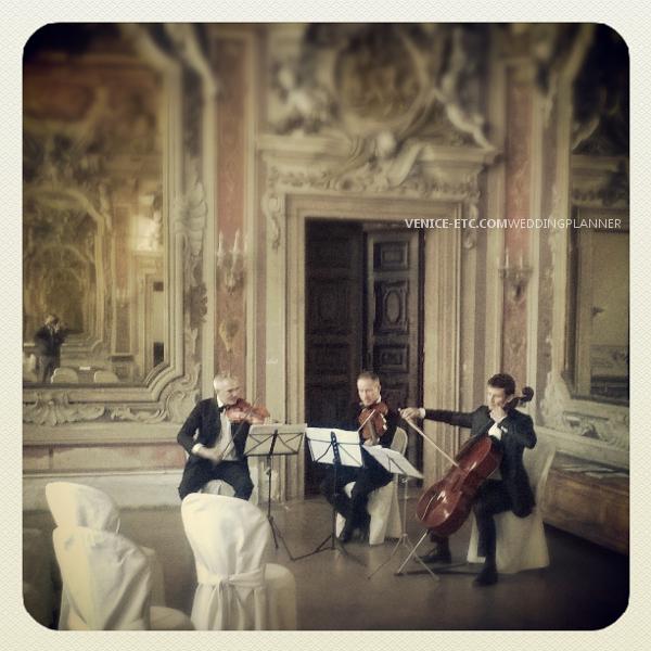 concerto privato in Venezia