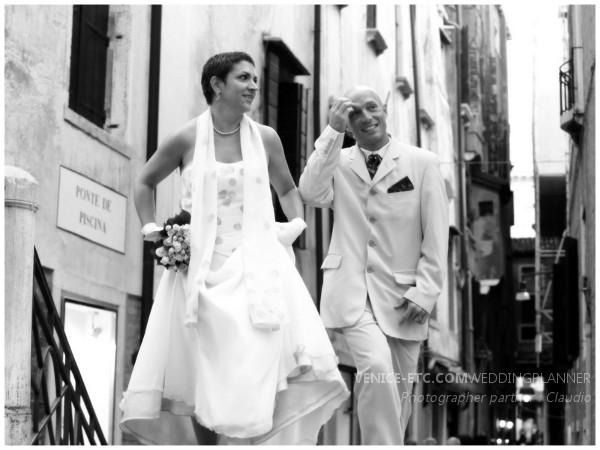 Anniversaire mariage Venise Laetitia Laurent