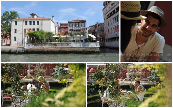 Demande en mariage Venise