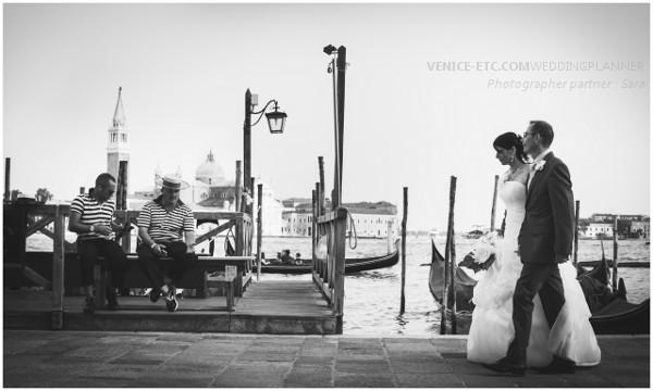 Mariage symbolique à Venise