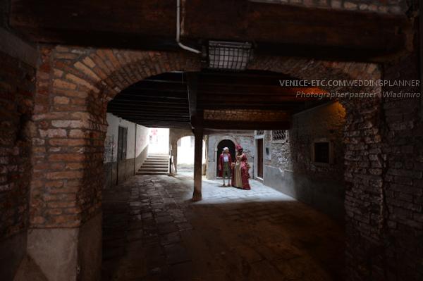 Photo shooting Venise 2