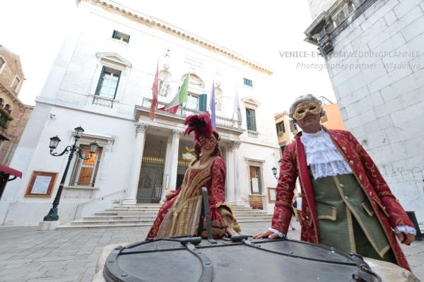 Photo shooting Venise