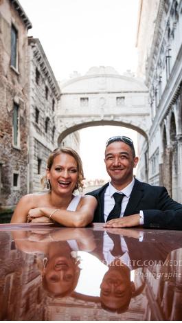 se marier à Venise, le summum du romantisme