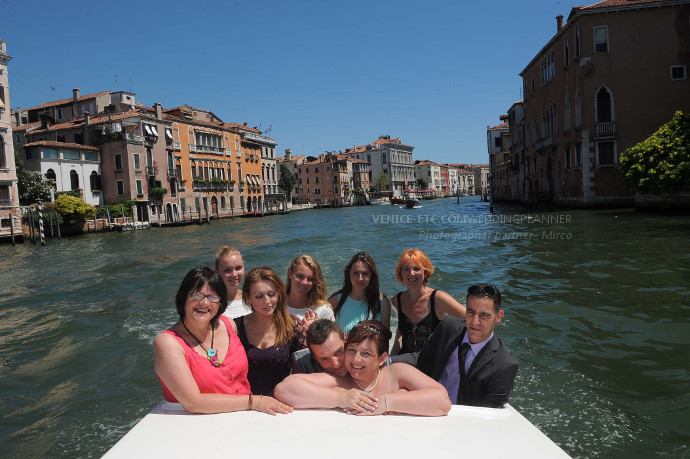 Séance Photo à Venise. Photographe Mirco