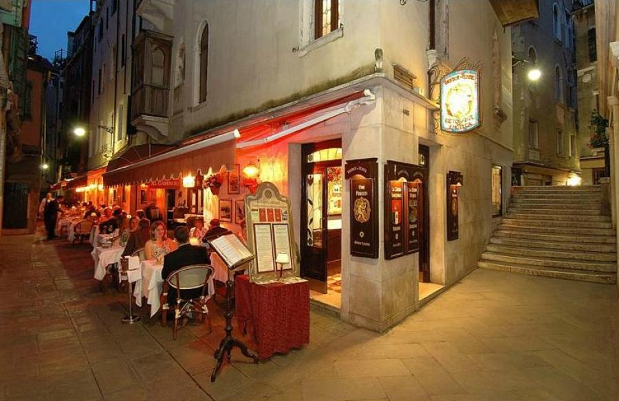 Restaurant Vénitien dans le quartier San Marco