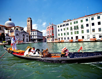 mariage à l'Italienne suivant la tradition Vénitienne
