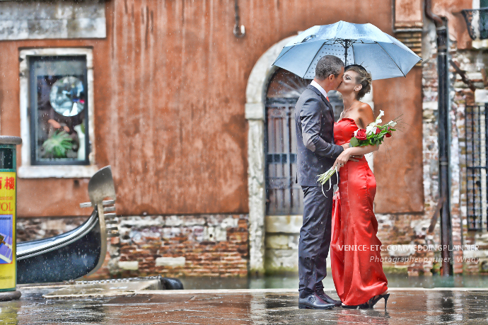 une journée inoubliable pour notre mariage à Venise !