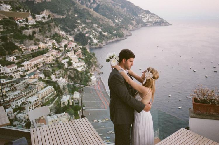 elopement italie mariage à deux