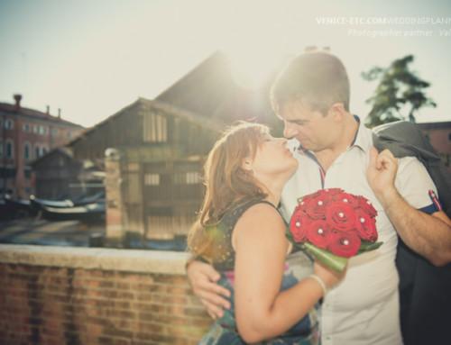 Anniversaire de mariage au printemps 2016