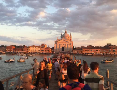 Week-end anniversaire à Venise pour les 40 ans de Thomas