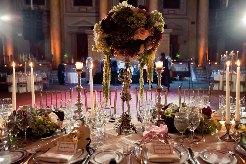 venetian wedding style