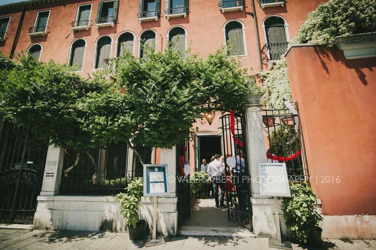 Événement privé à Venise, Italie