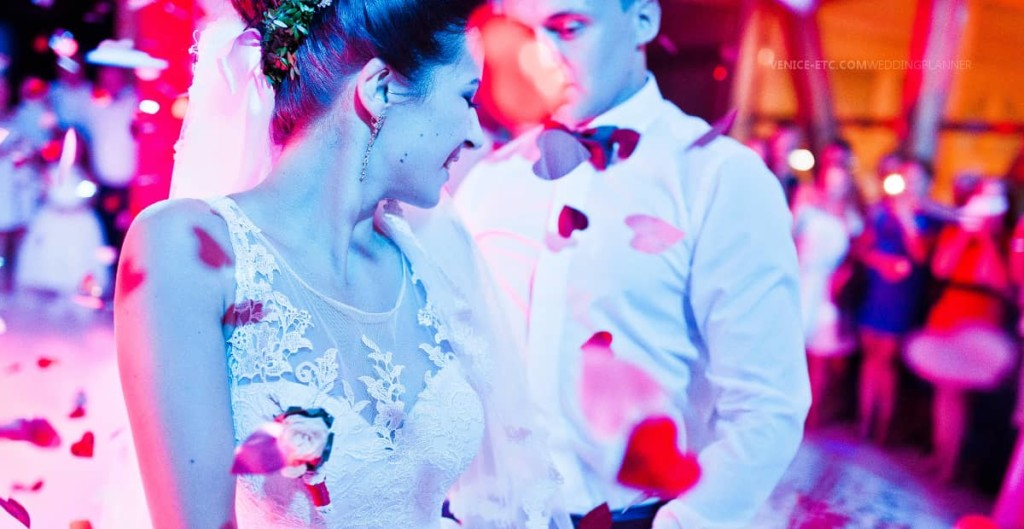 Mariage à Venise organisé par Venice-etc