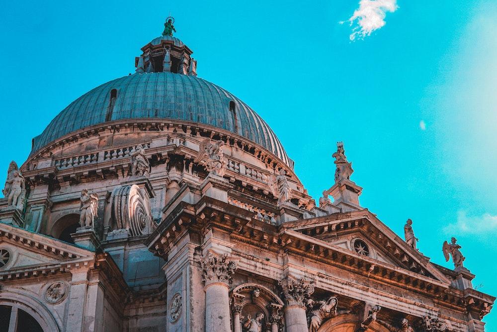 Photo de la basilique saint marc