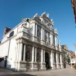 Eglise pour les mariages réligieux à Venise.