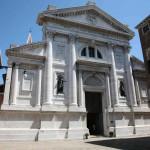 Eglise à Venise pour les mariages réligieux