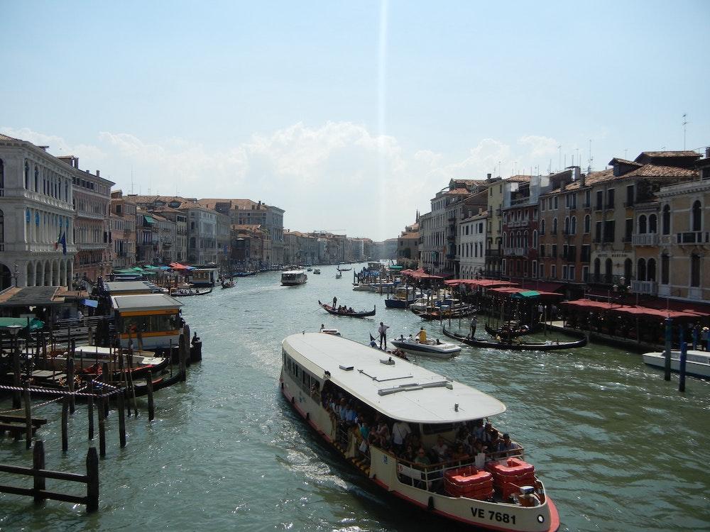 Image pour la section quoi faire à Venise en 2 jours