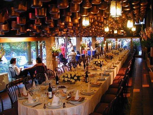 ristorante matrimonio