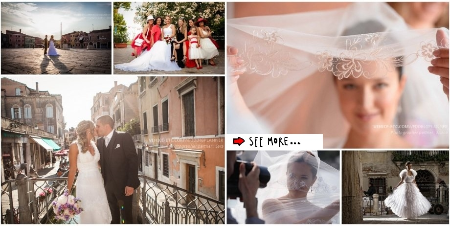 Wedding planner in Venezia
