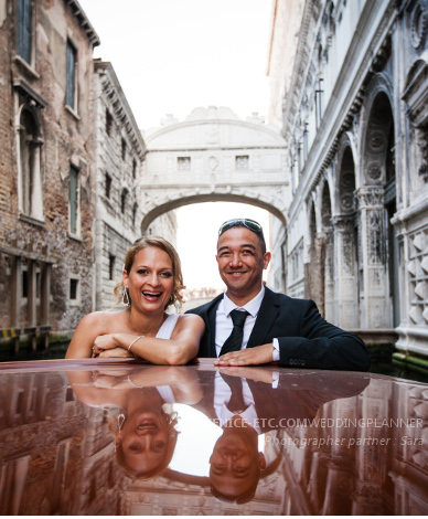 getting married in venice is possible !