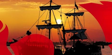 Galleon Venice