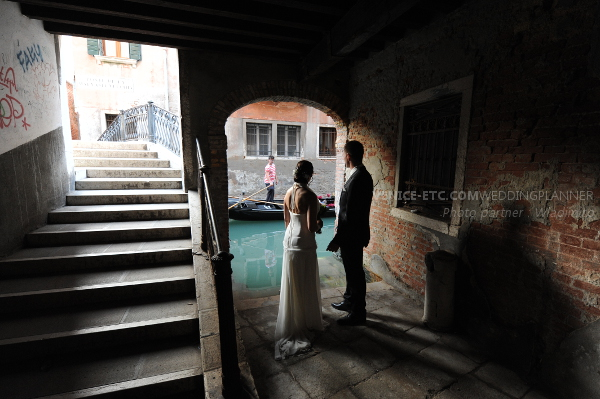 Renewal of Vows Venice