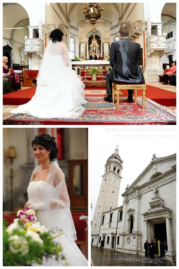 Wedding Venice Mélanie and Franck 1