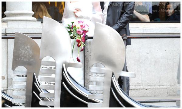 Wedding Venice Mélanie and Franck 5