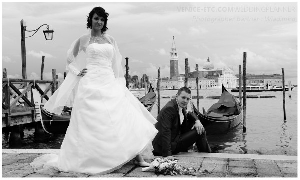 Wedding Venice Mélanie and Franck 7