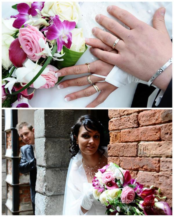 Wedding Venice Mélanie and Franck 4