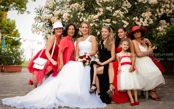 Wedding planner in Italy in Venice