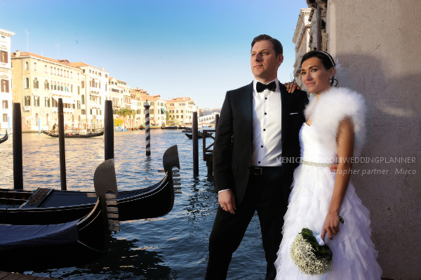 Wedding Elise in Venice 13