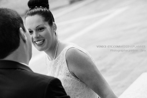 Civil wedding in venice of Alessandre and Jessica 10