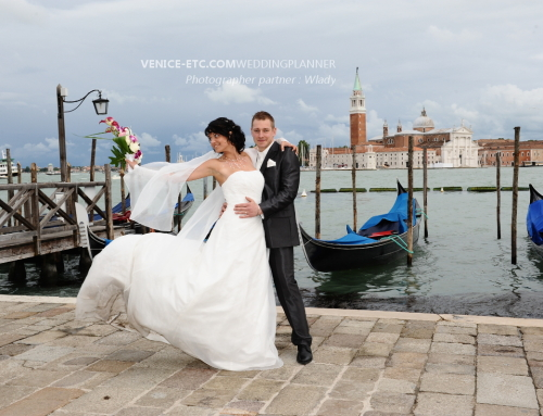 10 questions: Your Venice wedding