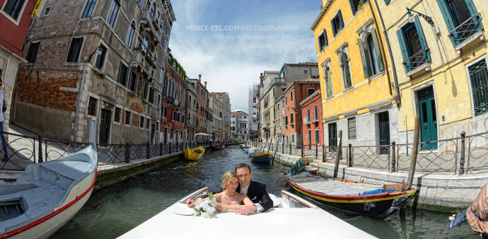 Choosing to get married in venice