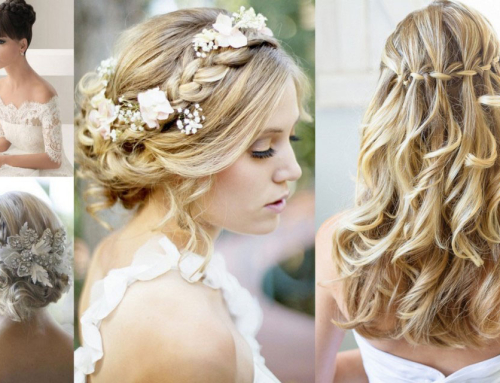 Video: Wedding Hair from the '60's to Today
