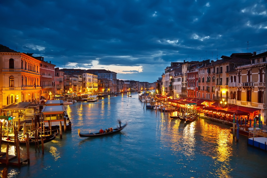 View on Grand Canal