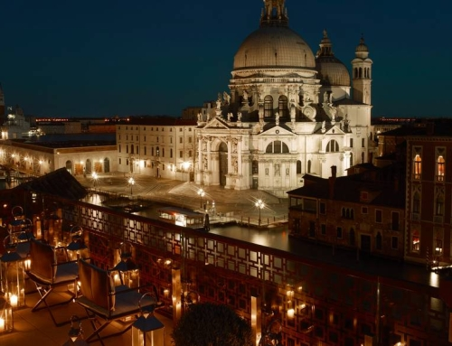 Gritti Palace, the city's most historic hotel