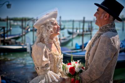 marriage anniversary venice