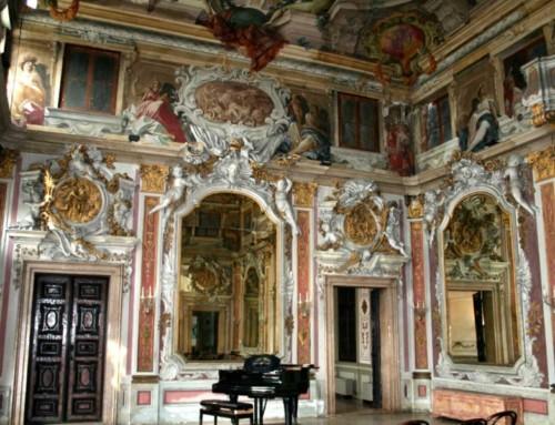 Venetian palace 17th century