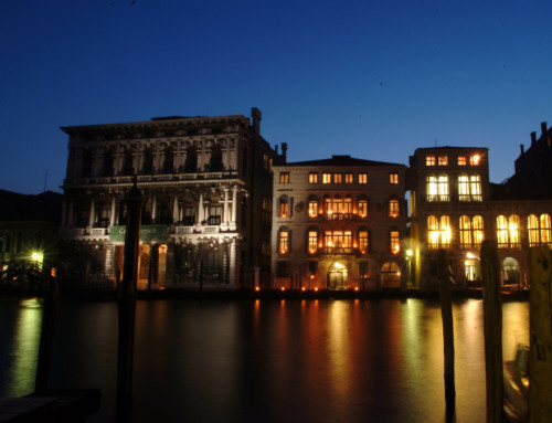 16th century palace on Canal Grande