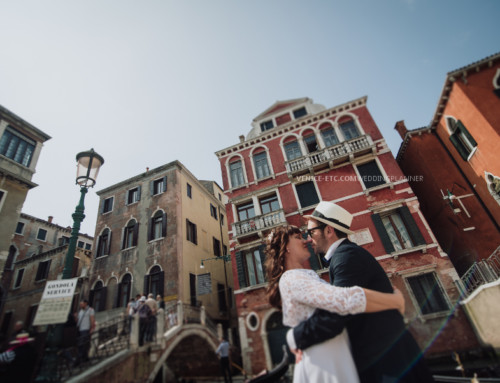 Elopement In Venice | Wedding for two