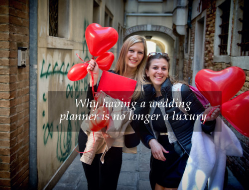 Why having a wedding planner is no longer a luxury, but a must